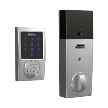Schlage Touchscreen Electronic Deadbolt